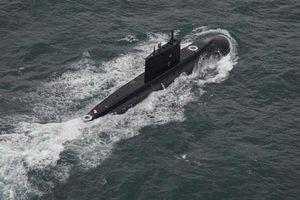 Tàu ngầm Nga phô diễn sức mạnh tại một quốc gia Đông Nam Á trong sự kiện hải quân cực lớn