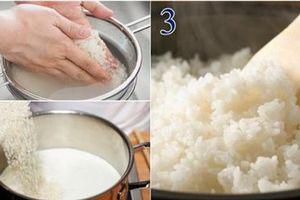 Đừng vo gạo rồi nấu ngay, cho thêm chút gia vị này sẽ khiến cơm mềm đậm vị ai cũng thích