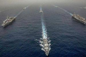 Vì sao hải quân Mỹ cần ít nhất 355 chiến hạm?