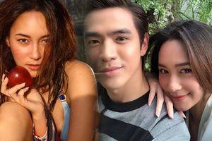 Chị đẹp Bee Namthip đăng ảnh tình tứ bên 'người tình màn ảnh' Film Thanapat còn khẳng định chủ quyền
