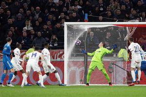 Lyon đánh bại Juventus 1-0 trong ngày Ronaldo im tiếng
