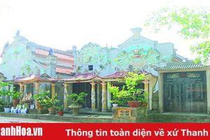 Xây dựng làng văn hóa ở huyện Tĩnh Gia: Nhân lên những giá trị đẹp trong đời sống