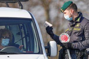 Italy có thêm hơn 100 ca nhiễm SARS-CoV-2 chỉ trong 1 ngày