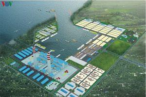 Khởi công Dự án Khu bến cảng Mỹ Thủy, đáp ứng trọng tải 100.000 tấn