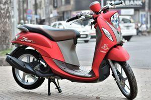 Yamaha Fino 2020 xuất hiện tại VN, giá trên 40 triệu
