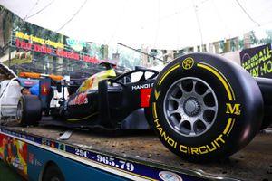 Chặng đua F1 Việt Nam vẫn diễn ra trong tháng 4