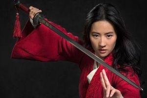 Trung Quốc yêu cầu cắt bỏ cảnh hôn của Lưu Diệc Phi trong 'Mulan'