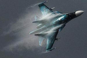 Tiêm kích F-16 Thổ Nhĩ Kỳ truy sát tận cùng Su-34 Nga ở Idlib của Syria?