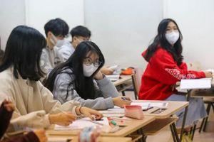 Dịch COVID-19: Hà Nội tiếp tục cho học sinh nghỉ đến 8/3