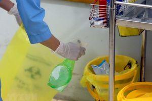 Vĩnh Phúc thực hiện nghiêm việc xử lý rác thải trong vùng dịch