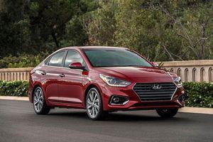 Top 10 ôtô rẻ nhất được trang bị Apple CarPlay: Hyundai Accent góp mặt