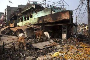 Xung đột tại thủ đô Ấn Độ khiến hàng chục người thiệt mạng