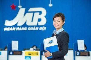 MBB thu 1.736 tỷ đồng từ đợt chào bán CP riêng lẻ