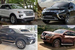 Những mẫu ô tô nhập khẩu giảm giá sâu nhất hiện nay