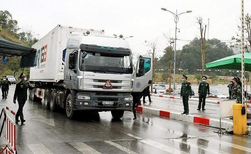 2 tài xế lái container ở Bà Rịa -Vũng Tàu không liên quan đến Covid-19