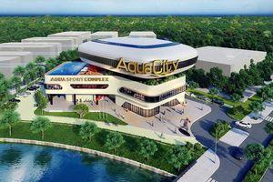 Aqua City khởi công khu thể thao đa năng hơn 2,2 ha