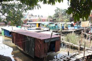 Xóm chài nghèo trong lòng thành phố Cảng trước ngày bị di dời