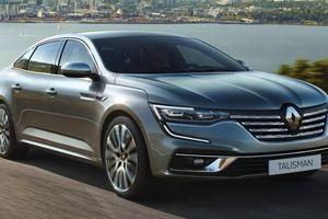 Renault Talisman đời mới công nghệ nhiều hơn Camry, Accord, Mazda6