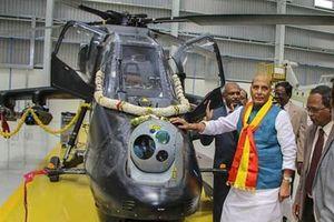 Ấn Độ tự chủ sản xuất trực thăng chiến đấu hạng nhẹ
