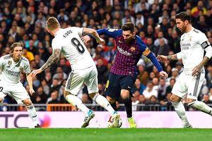 3 giờ ngày 2-3, Real Madrid – Barcelona: Loay hoay