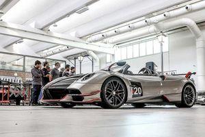 Từ hãng xe nhỏ, Pagani thành thương hiệu siêu xe hàng đầu