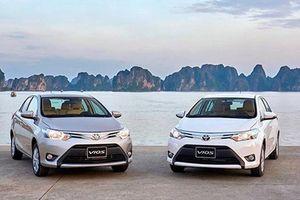 Toyota Việt Nam triệu hồi cả nghìn xe Vios và Corolla dính lỗi