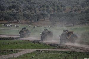 Syria-Thổ Nhĩ Kỳ nã pháo lẫn nhau, quân đội Syria tiếp tục tấn công vào Idlib