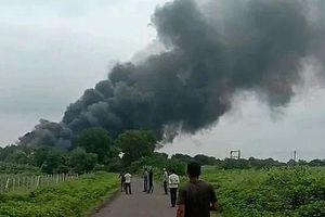 Nổ nhà máy hóa chất ở Ấn Độ, ít nhất 30 người thương vong