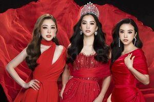 Nhan sắc top 3 Hoa hậu Việt Nam sau 2 năm