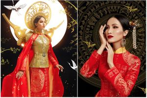 Hoài Sa về nhì phần thi tài năng tại Hoa hậu Chuyển giới Quốc tế