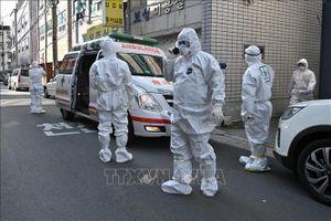Hàn Quốc thông báo có thêm 594 ca nhiễm virus SARS-CoV-2 - Nhiều nước thông báo các trường hợp nhiễm mới