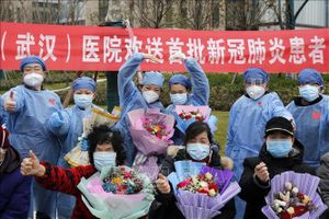 Đã có 39.002 người Trung Quốc nhiễm COVID-19 được xuất viện