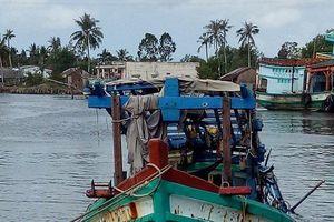 Truy tìm nguyên nhân tàu cá bị chìm, 3 thuyền viên tử vong trên biển Cà Mau