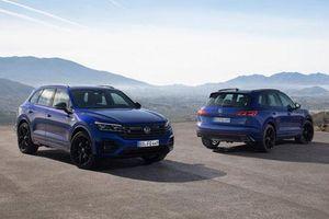 Chi tiết Volkswagen Touareg R, đối thủ đáng gờm của BMW X5, Audi Q7