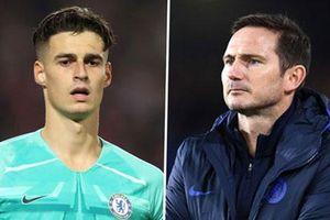 Kepa sẵn sàng rời Chelsea vì Lampard thất hứa