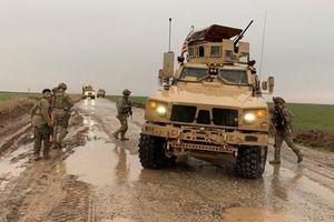 Quân đội Syria chặn lính Mỹ tiếp cận căn cứ không quân Nga