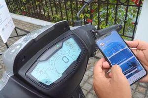 Hướng dẫn kết nối xe Piaggio Medley 2020 với smartphone