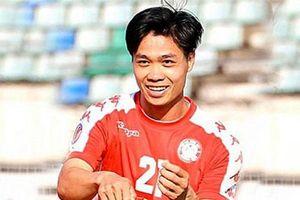 HLV Chung Hae Seong khen Công Phượng 'nức nở' sau màn trình diễn ở AFC Cup