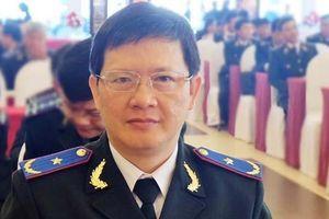 Thủ tướng bổ nhiệm ông Mai Lương Khôi giữ chức vụ Thứ trưởng Bộ Tư pháp
