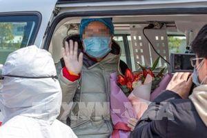 Dịch COVID-19: Trung Quốc có hơn 39.000 người được xuất viện