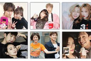 9 cặp sao K-Pop khiến người hâm mộ yêu mến sau khi công khai hẹn hò