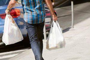 Từ ngày 1/3, New York cấm sử dụng tất cả các loại túi nylon
