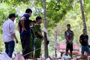 Gia Lai: Nhóm thanh niên hẹn xử nhau bằng súng ở khu vực biên giới