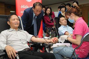 Bộ Công Thương: Lan tỏa mạnh mẽ tinh thần hiến máu tình nguyện vì cộng đồng
