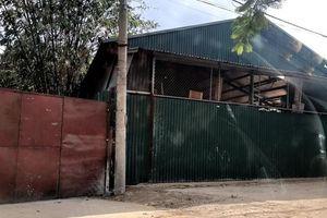 Xã Dục Tú (Đông Anh): Nhiều nhà xưởng xây dựng trên đất nông nghiệp