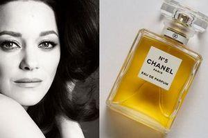 Gương mặt mới của Chanel No.5
