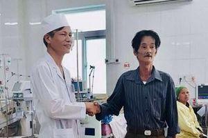 Bệnh viện Quân y 211 cấp cứu thành công bệnh nhân bị tai nạn nguy kịch