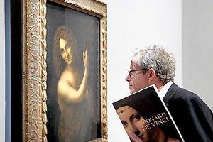 1,1 triệu người tham quan Bảo tàng Louvre