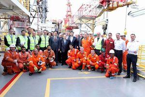 Lebanon triển khai hoạt động thăm dò dầu khí đầu tiên tại Địa Trung Hải với Total