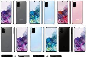 Danh sách các máy Samsung Galaxy sẽ được cập nhật Android 11